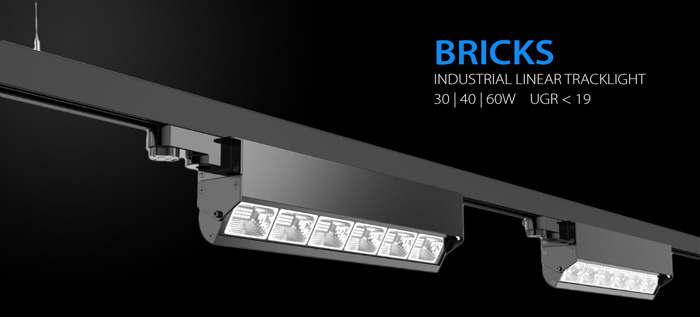 Bricks - LED sines lámpa - hpLED