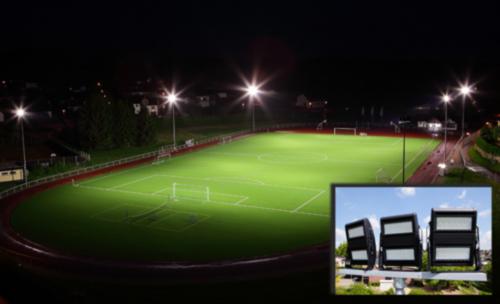 Futballpálya világítás